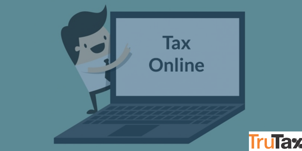 filing income tax return online