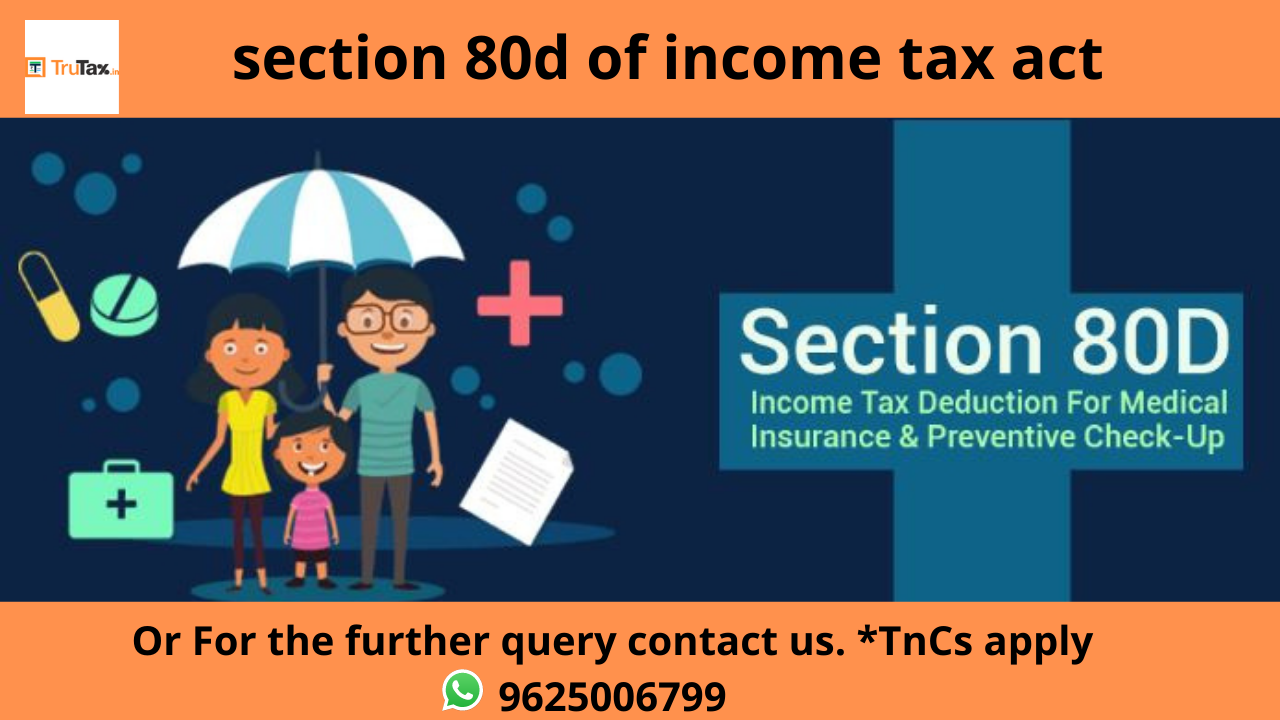 section 80d of income tax act