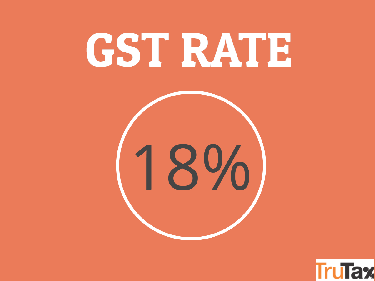 GST Rate new