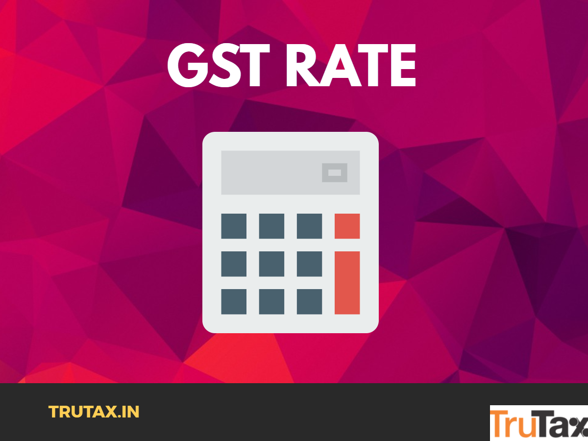 GST Rate Slab