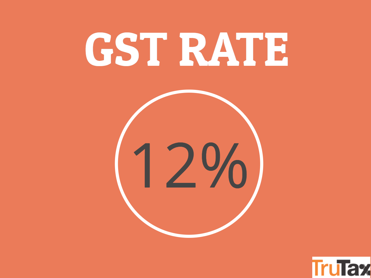 GST rate 18%